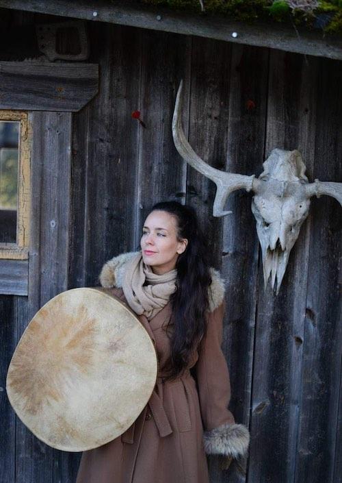 Eeva Nordara Nordic Goddesses and Totems online course - Nordic Wisdom