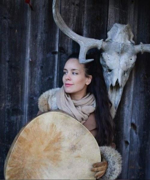 Eeva Maria Leino Mythic Goddess Nordic Wisdom