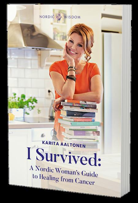 Karita Aaltonen Nordic Healing books courses