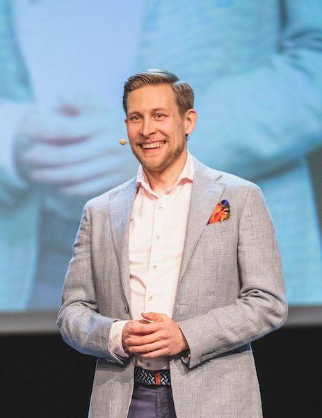 Ilkka Koppelomaki Nordic Wisdom creator